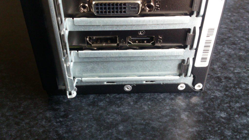 GeForce GTX1050Ti LP