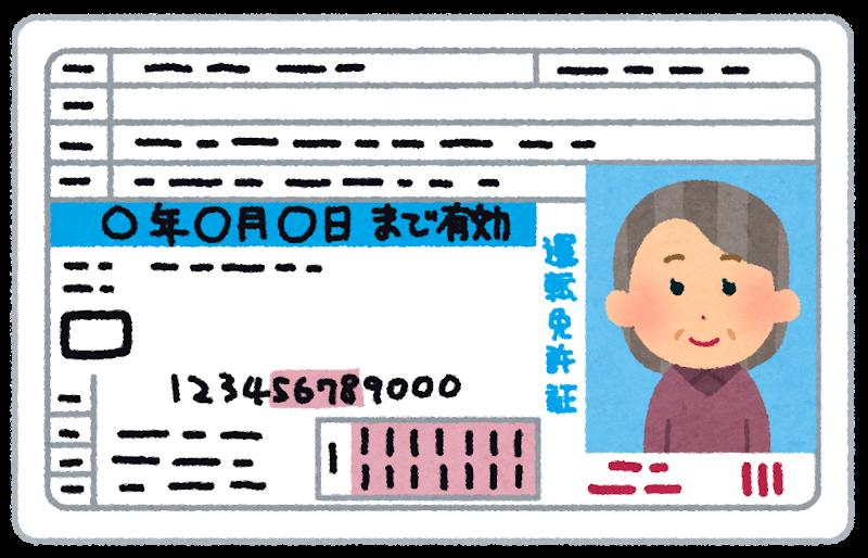 【早見表】運転免許証『平成〇〇年まで有効』って令和だと何年??