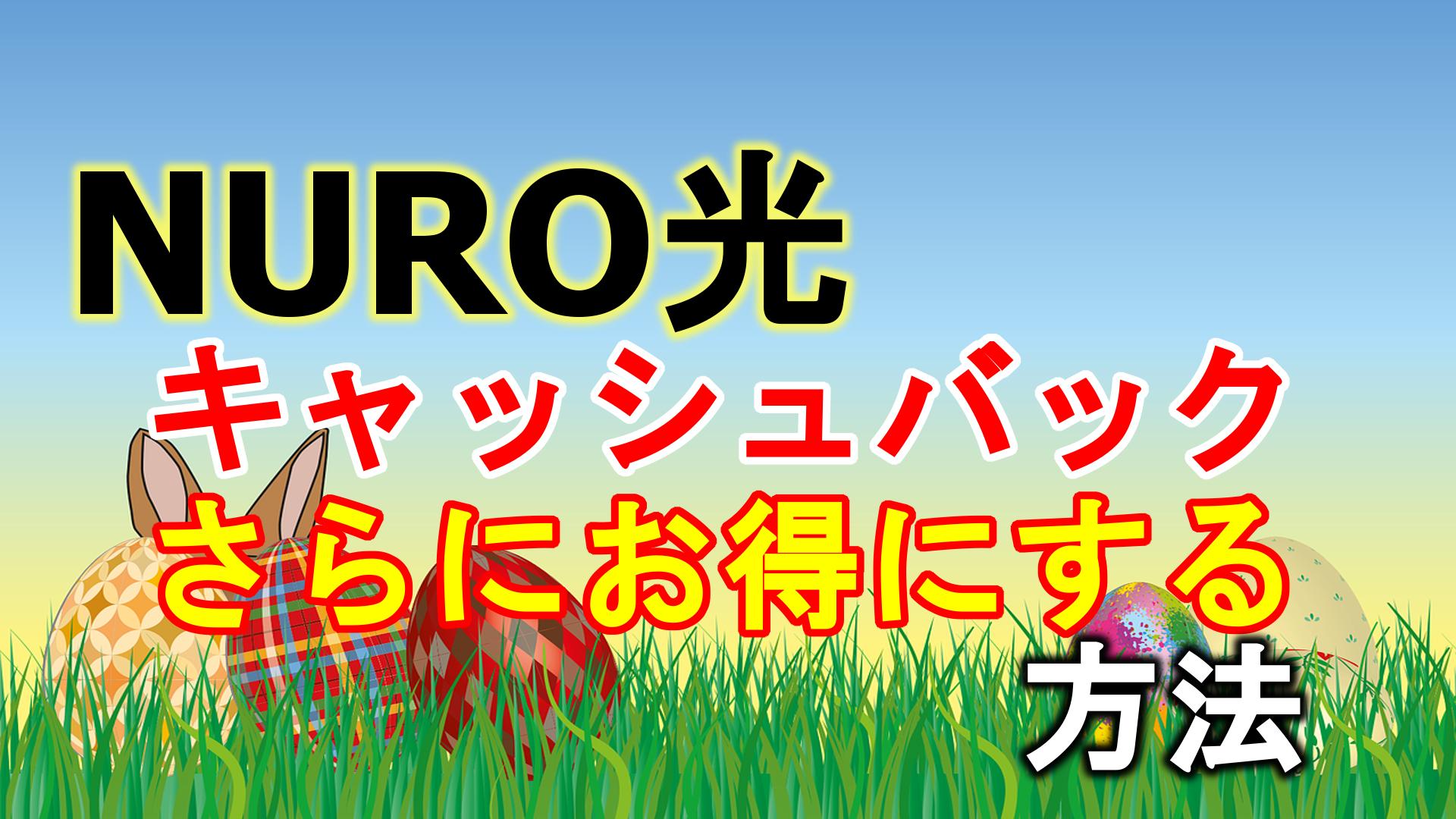 NURO光代理店
